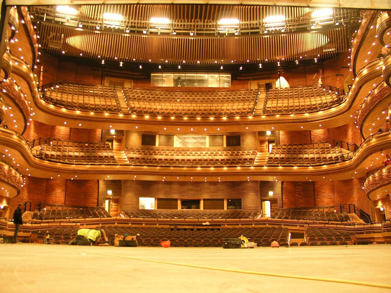 Wales Millenium Centre Cardiff A Edmonds Amp Co Ltd