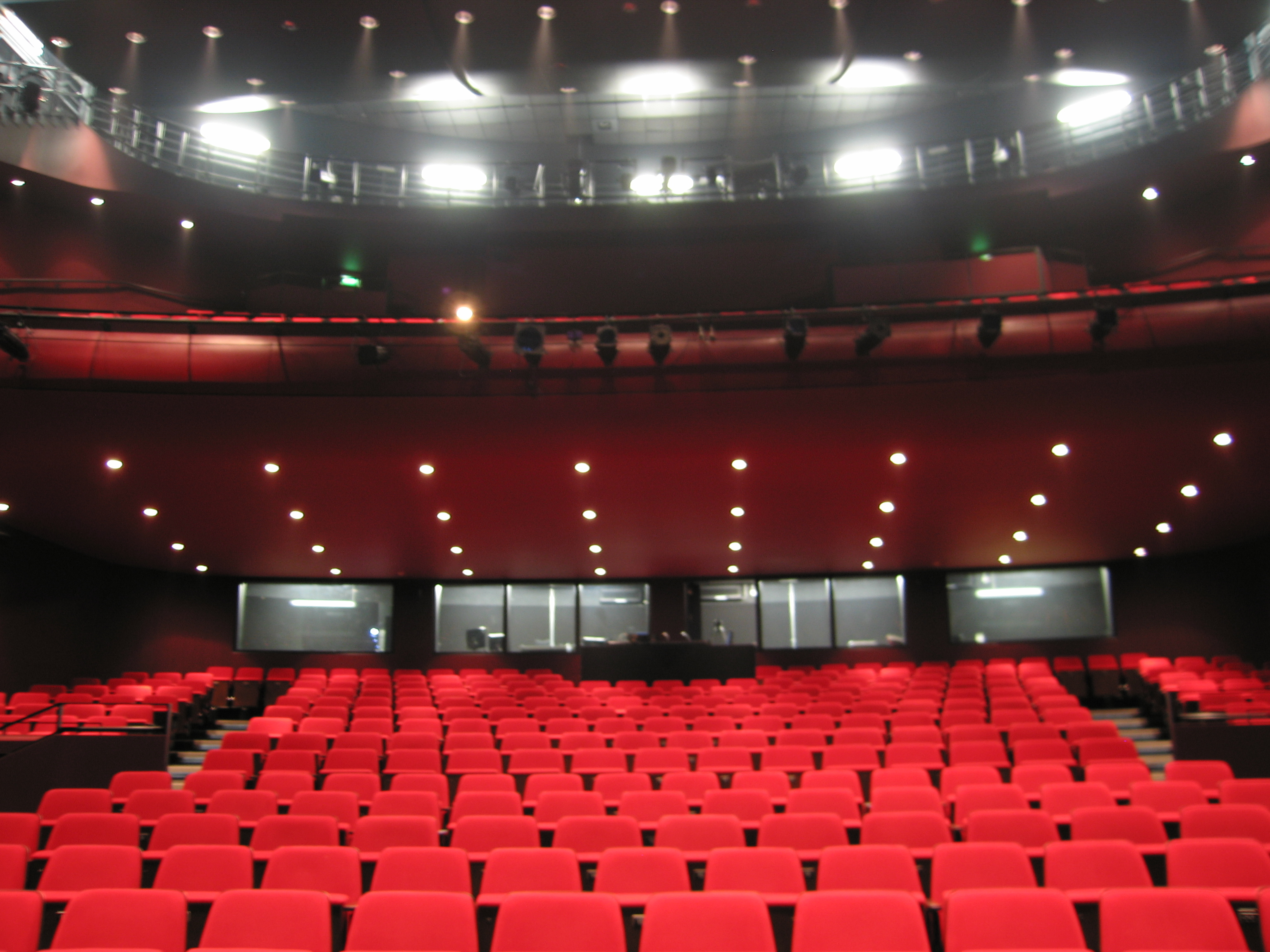 Leicester Performing Arts Centre | A. Edmonds & Co. Ltd.