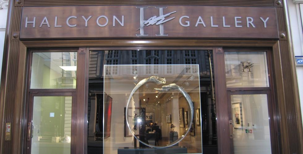 The Halcyon Hotel London History