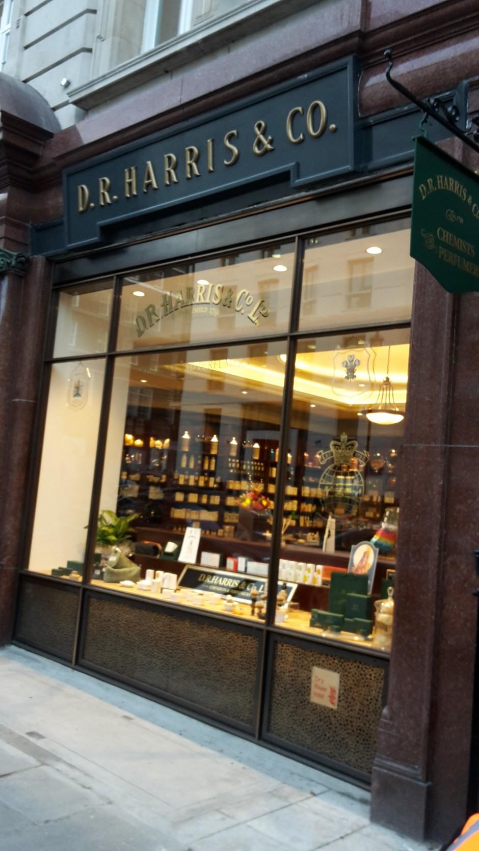 Shopfront Section