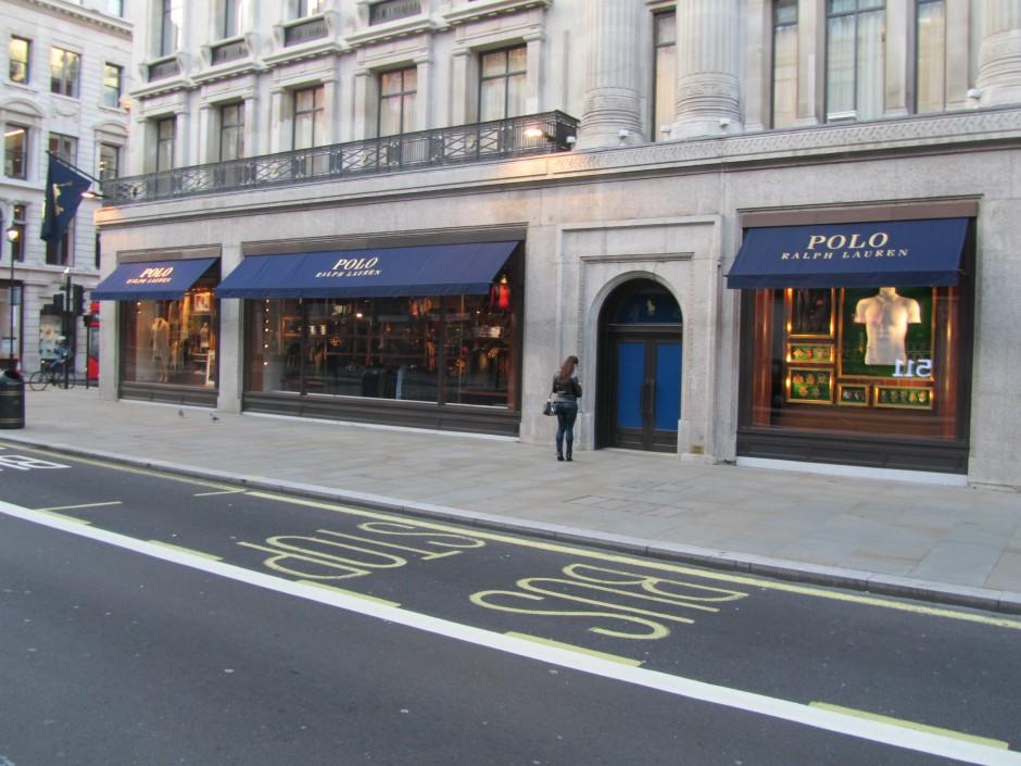 Polo Ralph Lauren Regent Street A Edmonds Amp Co Ltd