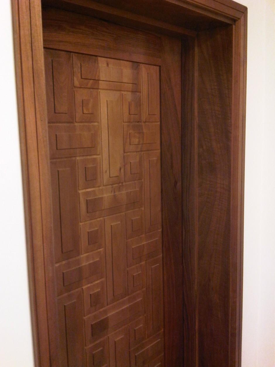 Walnut Door Profile Details