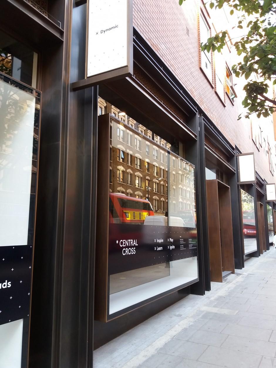 Charing Cross Shopfronts